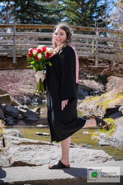Amie Graduation