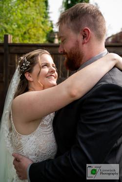 Janet & Richard Wedding