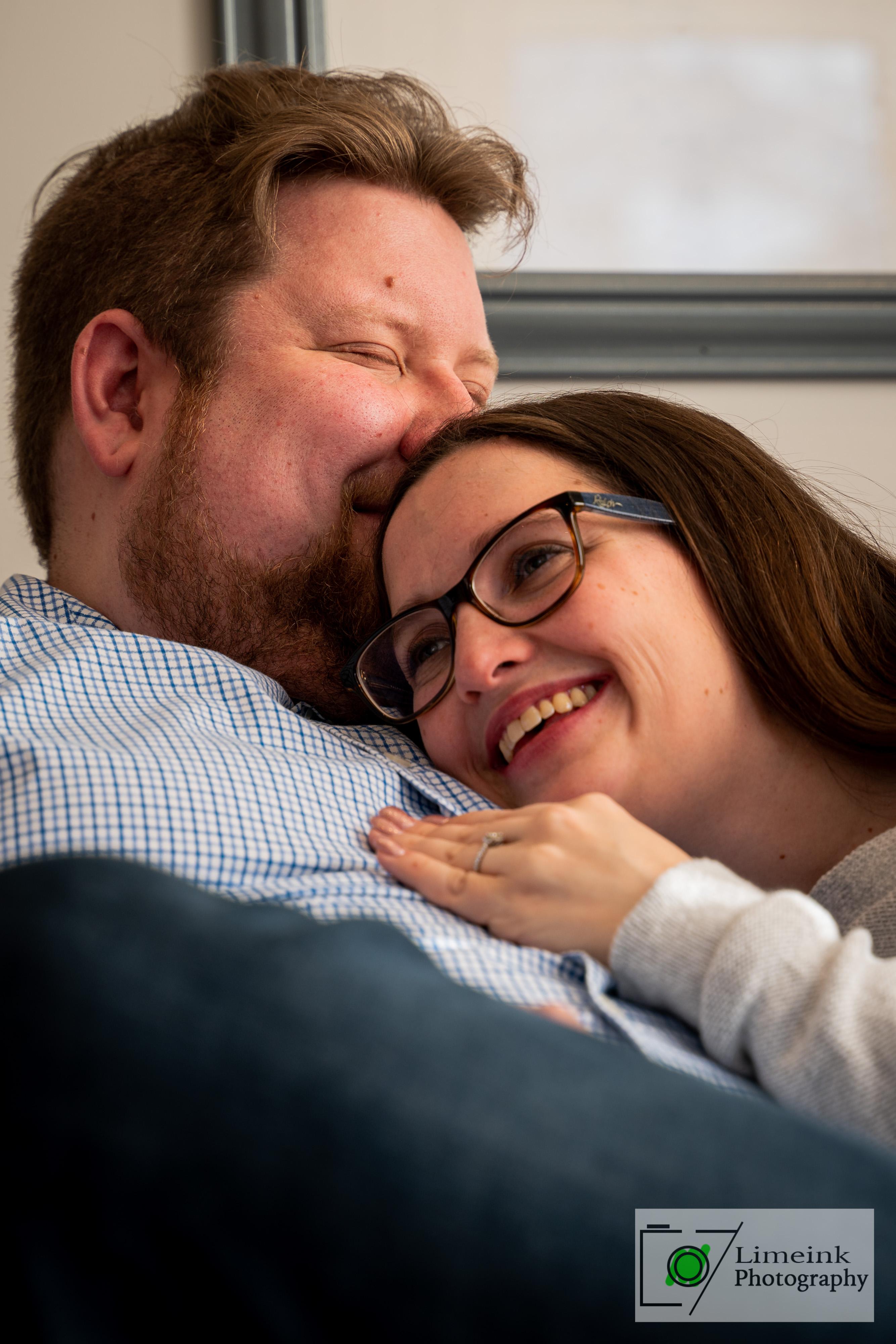 Amanda & Brendan Engagement