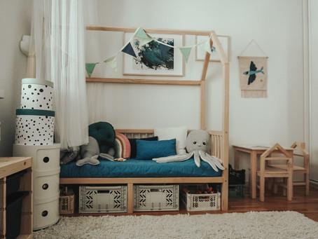 Kaupallinen yhteistyö: Jollyroom.fi - Lastenhuoneen uusi ilme