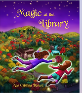 Magic At The Library Book
