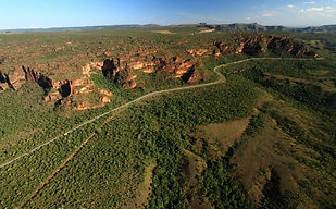 cerrado, brazilian savanna, chapada, cachoeiras