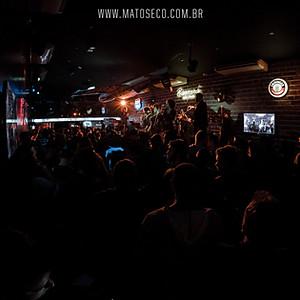Baccará Backstage - Santos - SP