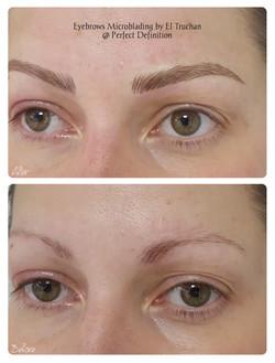Eyebrows Microblading by El Truchan _ Perfect Definition 911 (1)