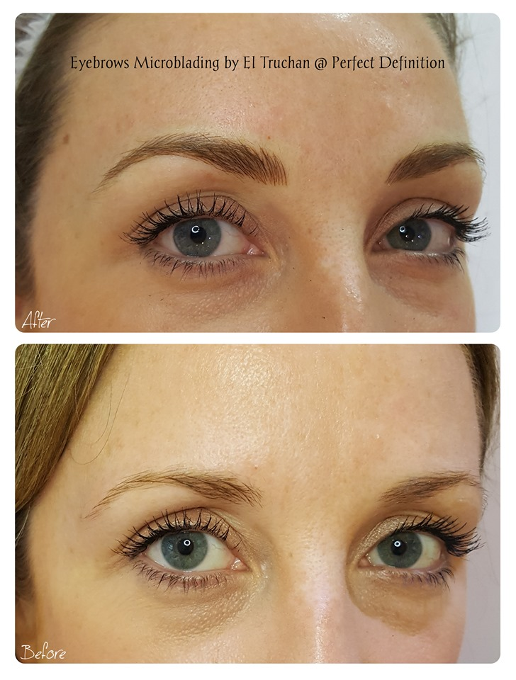 Eyebrows Microblading by El Truchan _ Pe