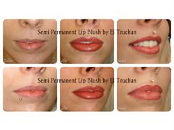 Semi Permanent Lip Blush by El Truchan CPCP