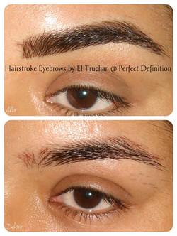 Full Eyebrow Hairstroke by El Truchan