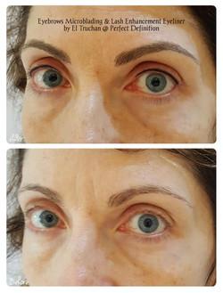 Eyebrows Microblading and Lash Enhancement