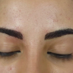 3D Structured Realism Eyebrows Microblading by El Truchan