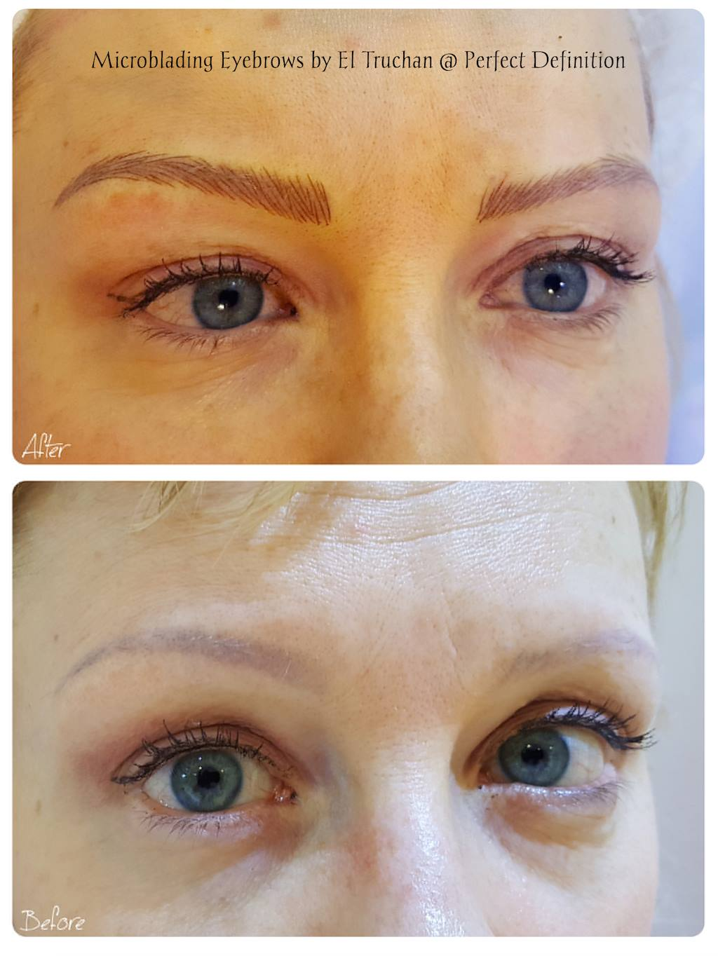Eyebrows Microblading