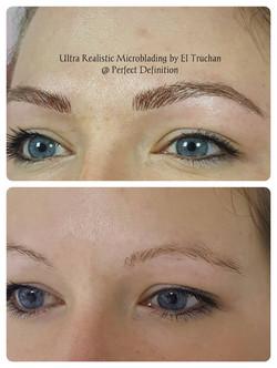 Ultra Realistic Eyebrows