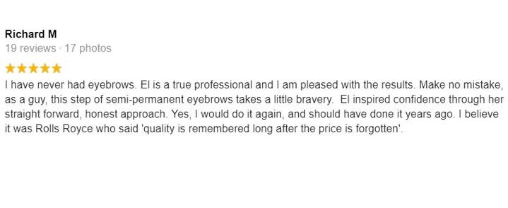 Reviews Testimonials El Truchan Perfect