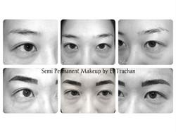 Permanent Makeup Eyebrows by El Truchan