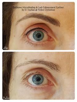 Eyebrows Microblading & Lash Enhancement