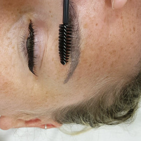 Healed Microblading 3d Realism afetr 1 s