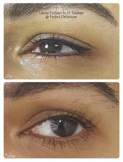 Latino Eyeliner by El Truchan _ Perfect Definition 907