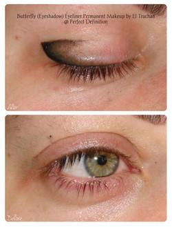 Butterfly (eyeshadow) Eyeliner