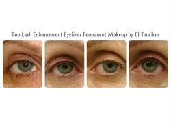 Permanent makeup Eyeliner by El Truchan