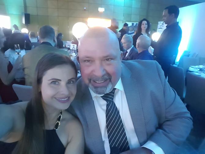 SMP award 2019 SCALP expert El Truchan @ Scalp Micro Definition in London
