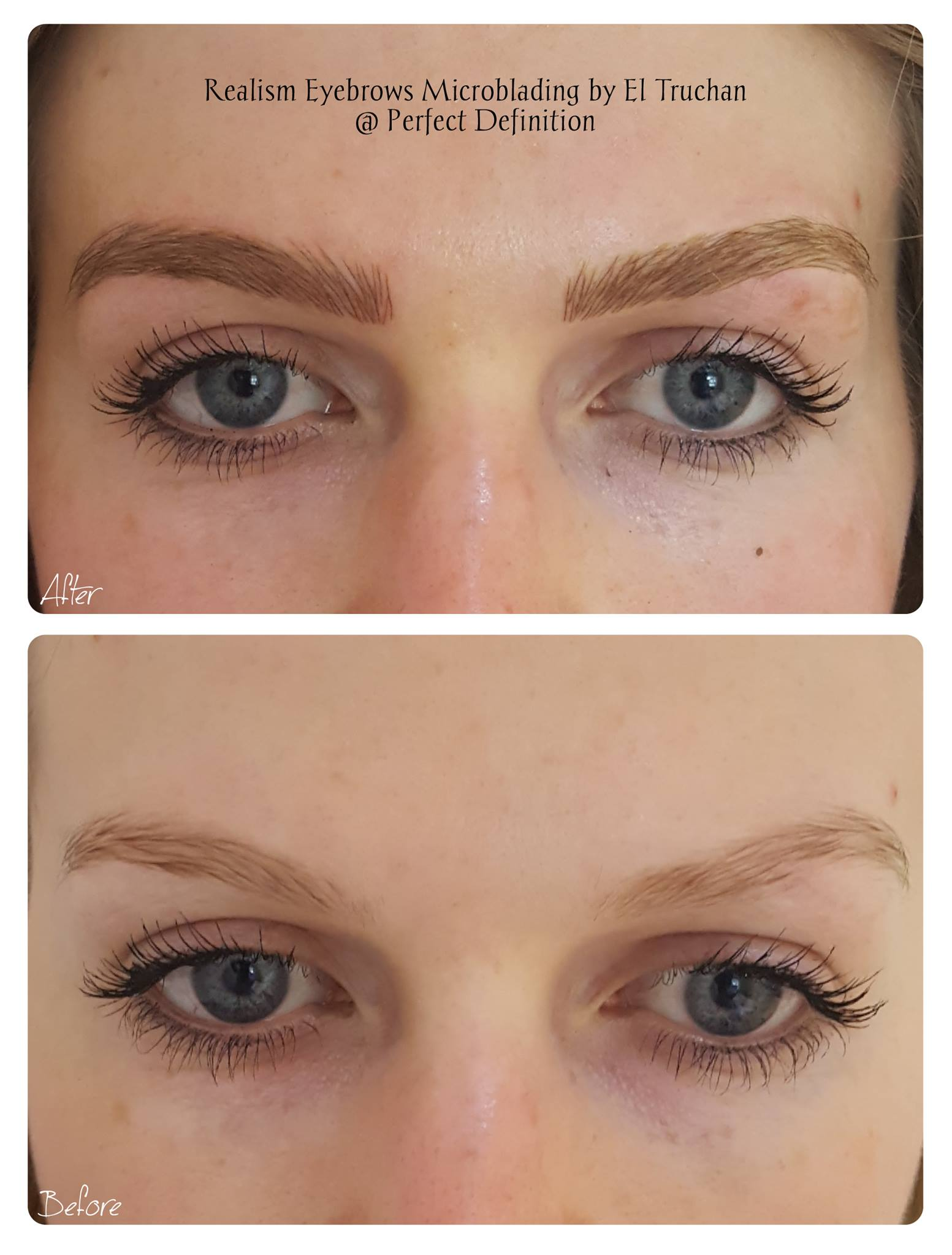 Realism Eyebrows Microblading