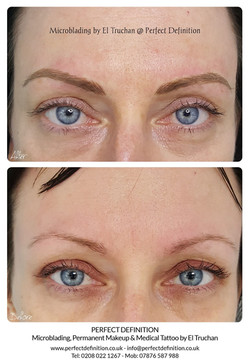 Microblading by El Truchan _ Perfect Definition