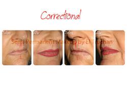 Correctional - Lips Mature Skin