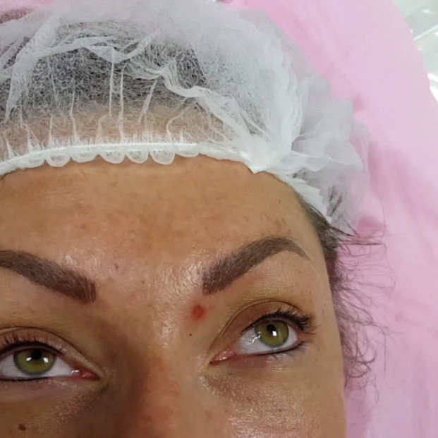 Invisible Eyeliner new PMU and Eyebrows PMU Colour Boost by El Truchan