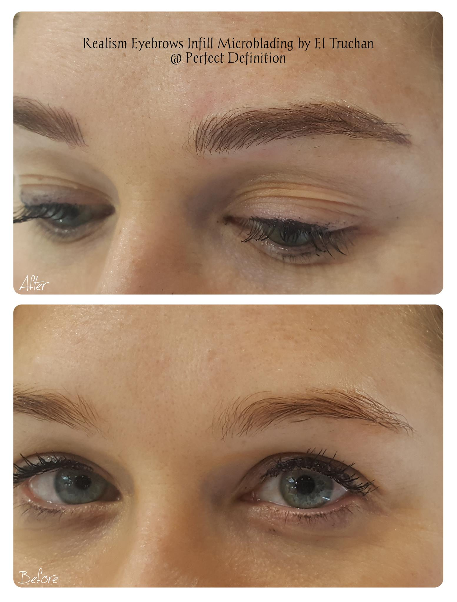 Realism Eyebrows by El Truchan