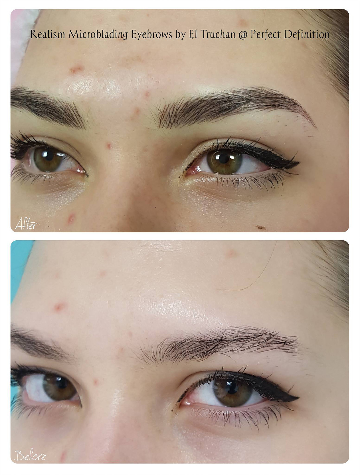 Realism Microblading Eyebrows