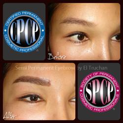 Semi Permenent Eyebrow by El Truchan.jpg