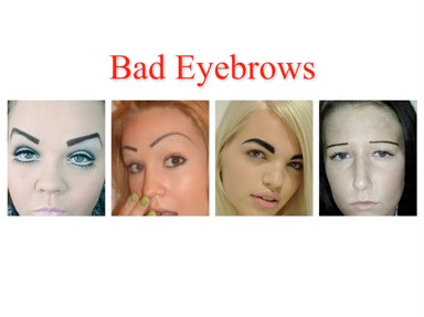 Semi permanent eyebrows advice. Part 1 – Young women