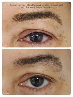 Realism Eyebrows Microblading & Invisibl