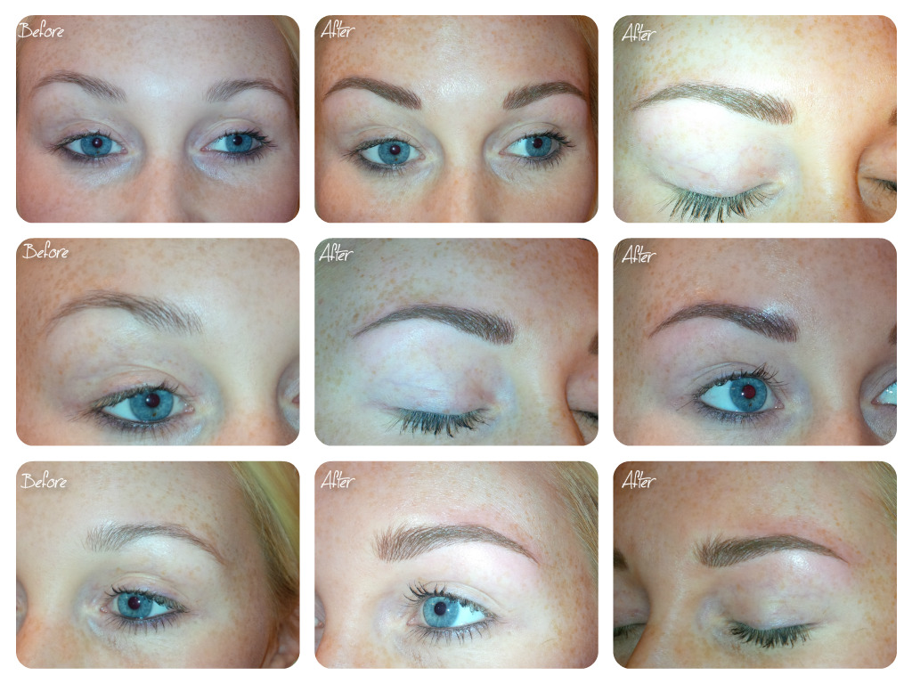 Hairstroke Natural Eyebrows