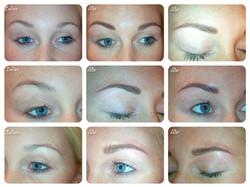 Hairstroke Natural Eyebrows