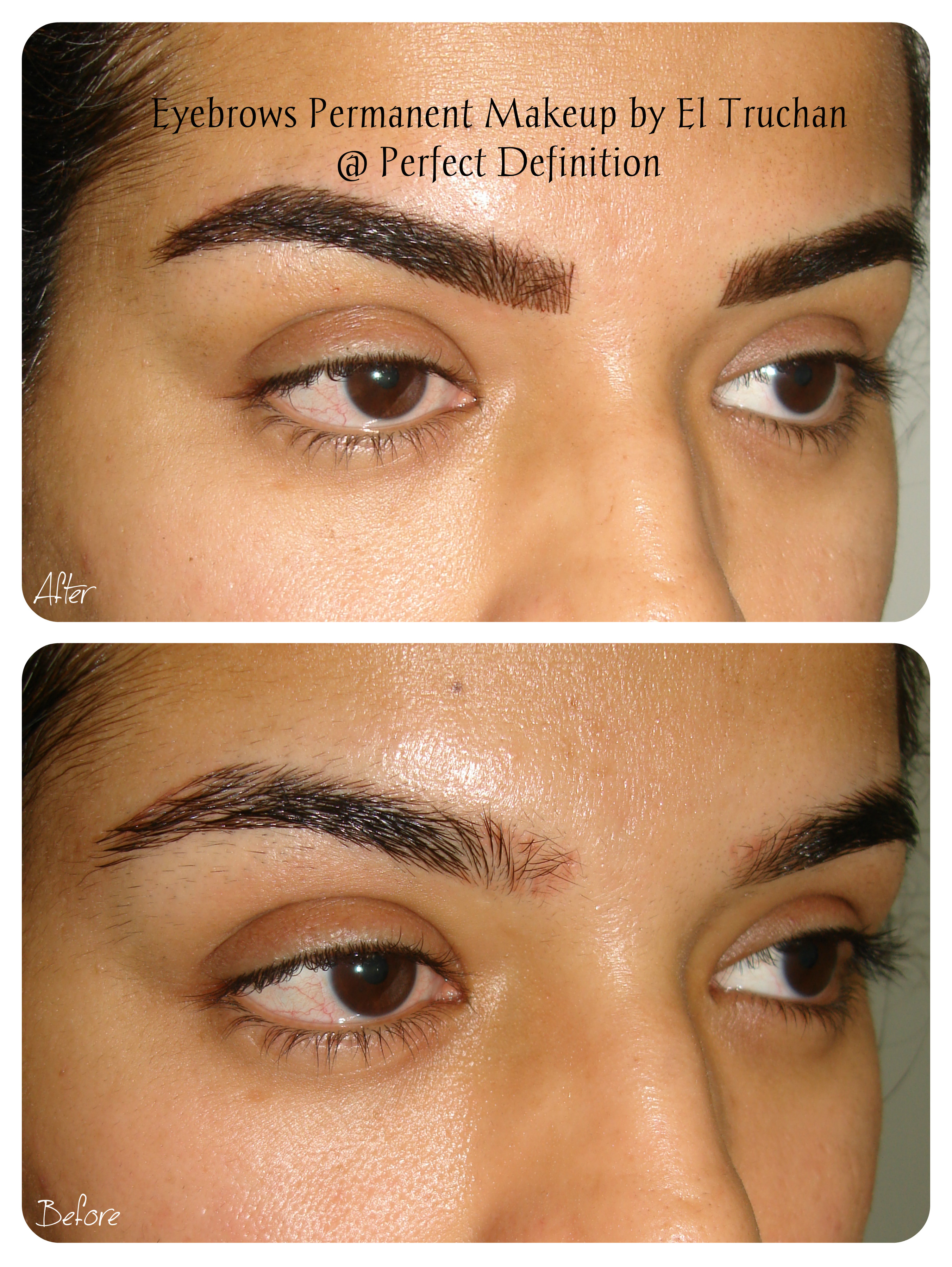 Eyebrows Pmu by El Truchan _ Perfect Definition ...
