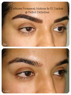 Eyebrows Pmu by El Truchan _ Perfect Definition ...