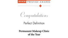 Winner of London Prestige Awards