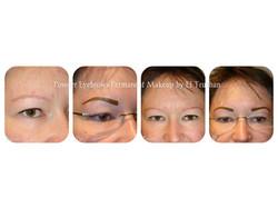 Powder Eyebrows by El Truchan CPCP