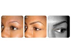 Combination Eyebrows