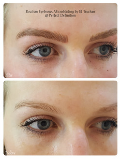 Realism Eyebrows Microblading by El Truchan _ Perfect Definition 901a1 (1)