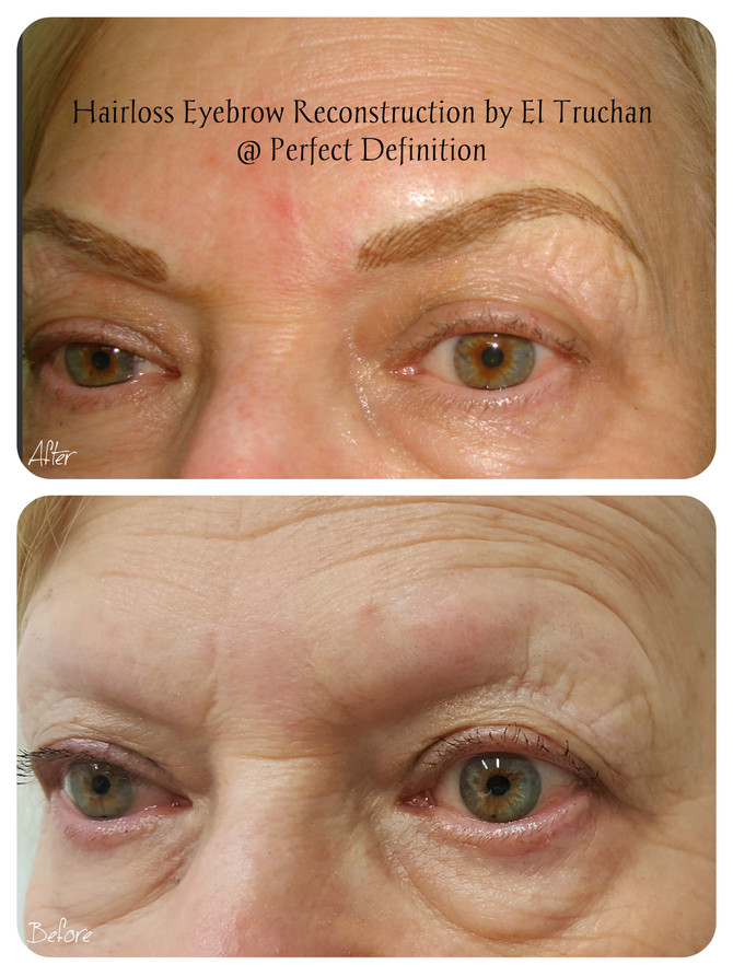 Permanent Makeup and anti-ageing