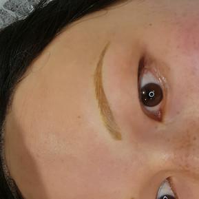 Alopecia Eyebrows Microblading by El Tru