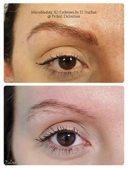 Realism Microblading Eyebrows