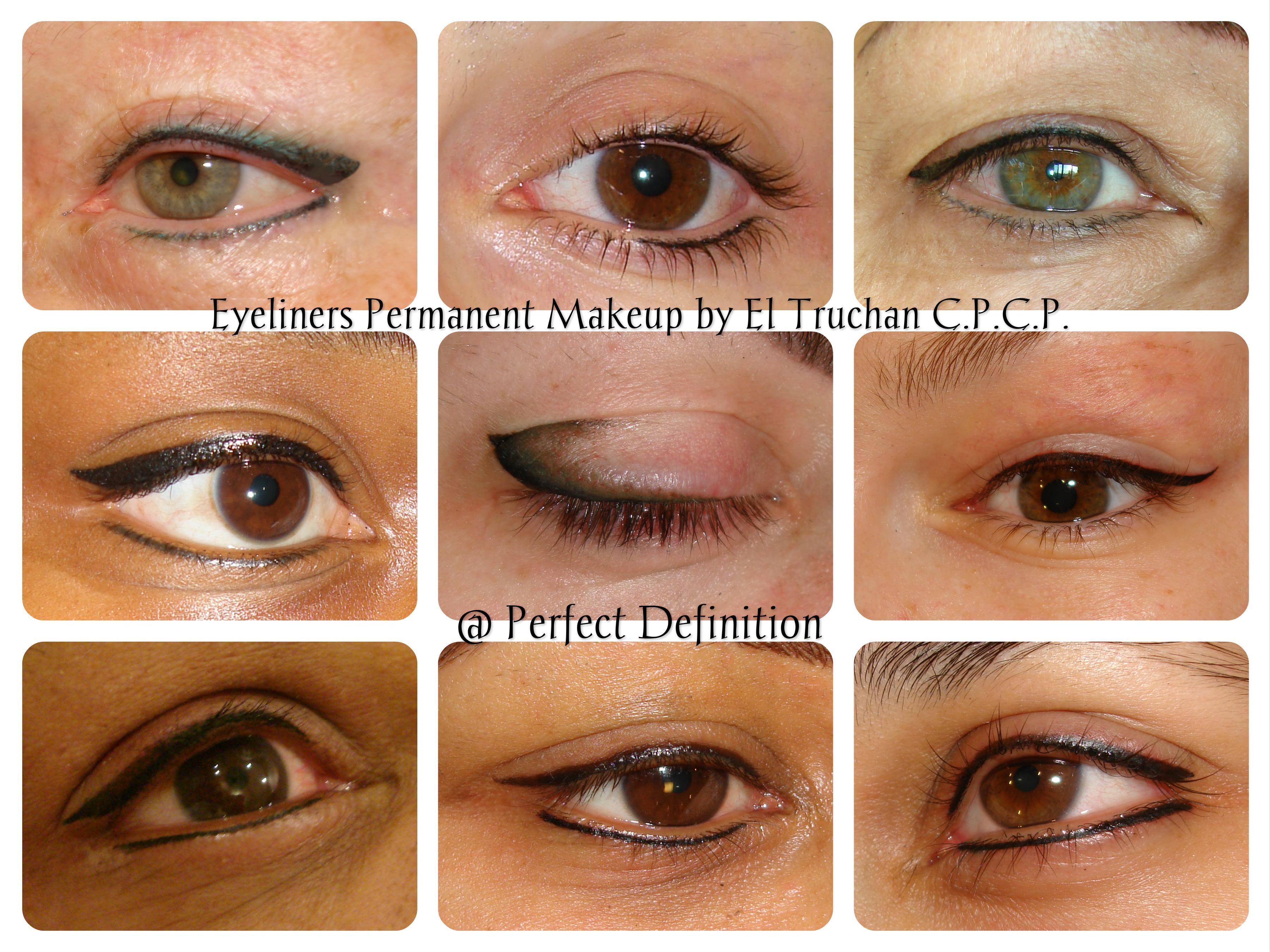 Eyeliners Permanent Makeup