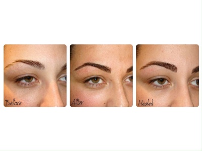 Power Brows Permanent Makeup by El