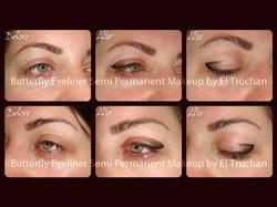 Butterfly Eyeliner Semi Parmanent Makeup by El Truchan 4.jpg