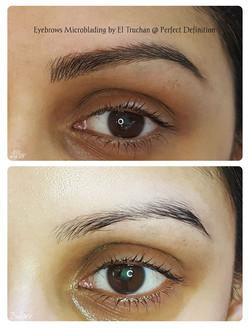 Eyebrows Microblading by El Truchan