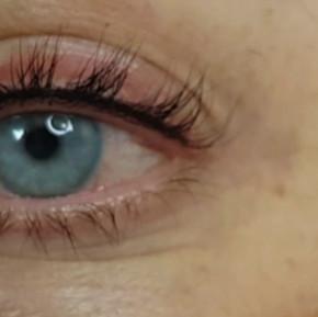 Invisible Eyeliner Micropigmentation Permanent Makeup by El Truchan