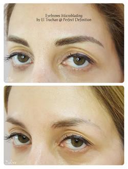 Eyebrows Microblading by El Truchan _ Pe
