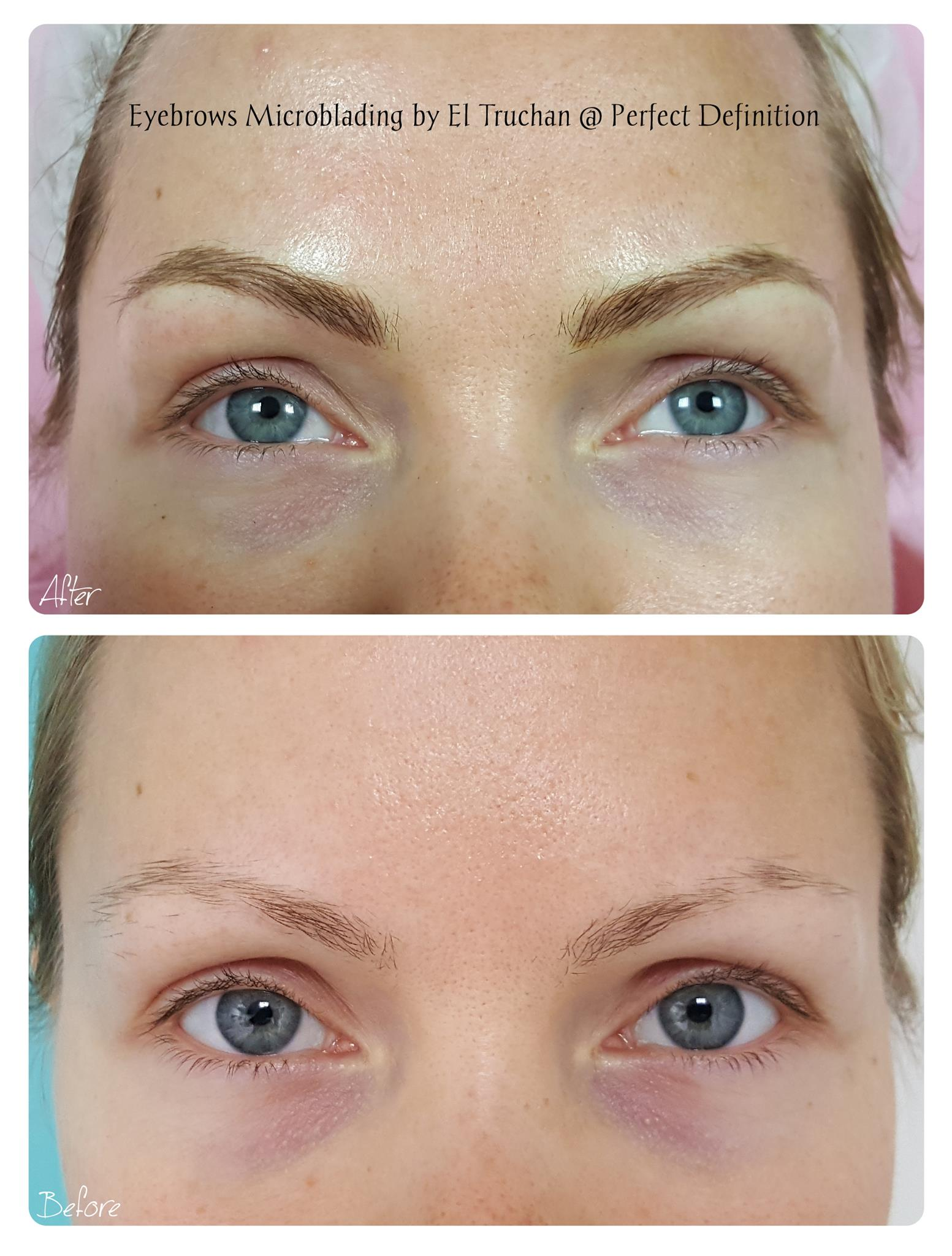 Eyebrows Microblading by El Truchan